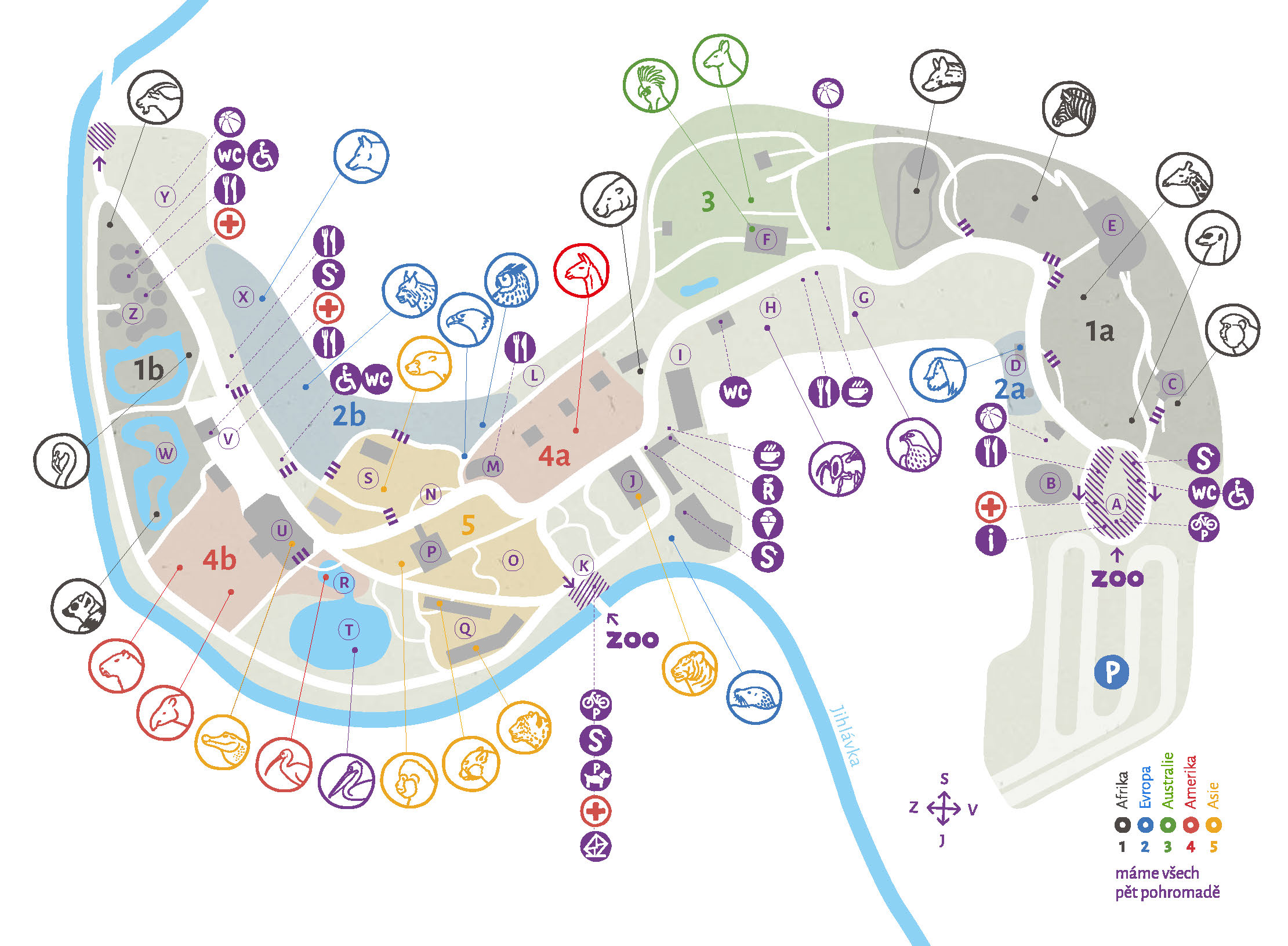 Zelena Vystava Zoo Jihlava